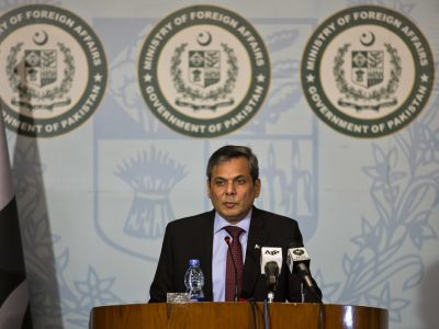 Pakistan's Foreign Ministry spokesman Nafees Zakaria wants result oriented dialogue with India