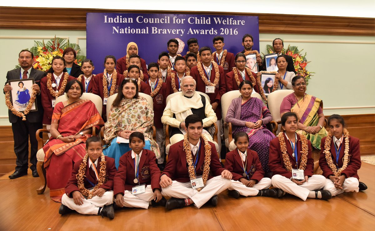 national bravery award Know six national bravery award winners of 2015 new delhi: every year, india rewards few of its daring and courageous kids who have astounded the country with their unmatched valor, by honoring them with the prestigious national bravery awardthis year too, we have.
