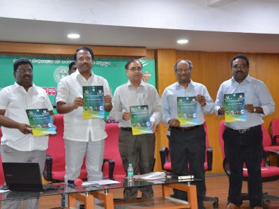 Health Minister, Dr. C. Laxma Reddy on Friday launched Online Drugs Licensing System (ODLS), launched as part of Ease of Doing Business'. Principle Secretary, Health, Medical and Family Welfare, Rajeshwar Tiwari and other top Drug Control Administration (DCA) officials were also present.