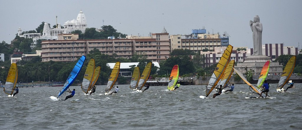 Experienced Ayaz assured of gold in Hyderabad Sailing Week