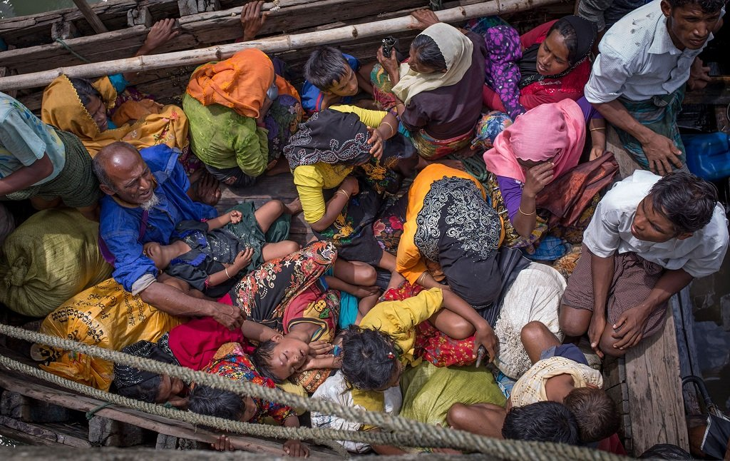 rohingya problem in bangladesh The rohingya issue has always cast a shadow on relations between myanmar  and bangladesh, who share a 271-km-long border over the.