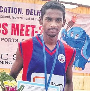 BSE National Athletic Meet