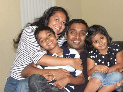 Missing Indian family