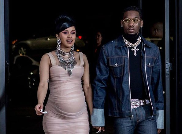 Cardi B Gives Birth To Girl With Husband Offset