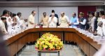 Monsoon Session all-party meeting