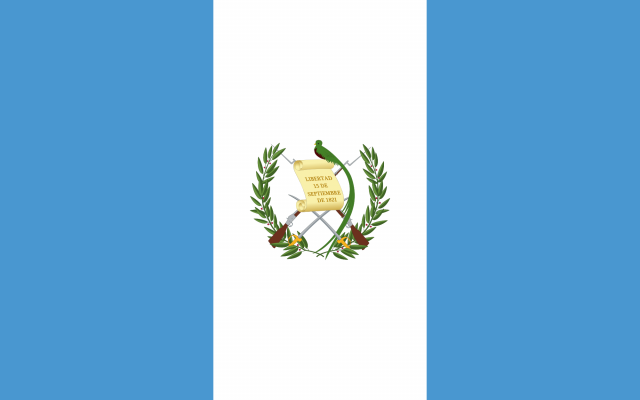 The story behind the Guatemalan flag