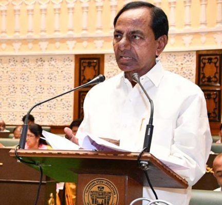Aasara pensions doubled, KCR announces
