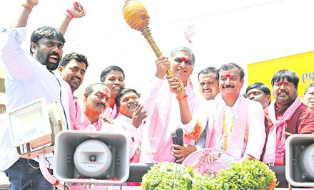 MPs, MLAs are like two eyes, says T Harish Rao