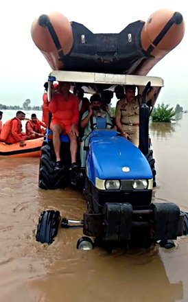 Flood-like situation in 7 villages of Phillaur in Punjab