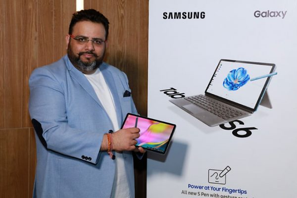 Samsung Galaxy Tab S6, Watch 4G, Watch Active 2 launched