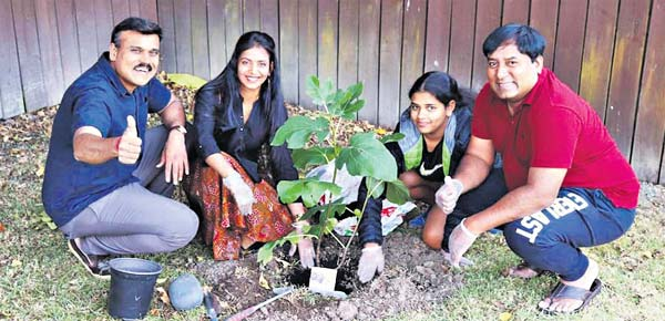 'Green India Challenge' reaches New Zealand
