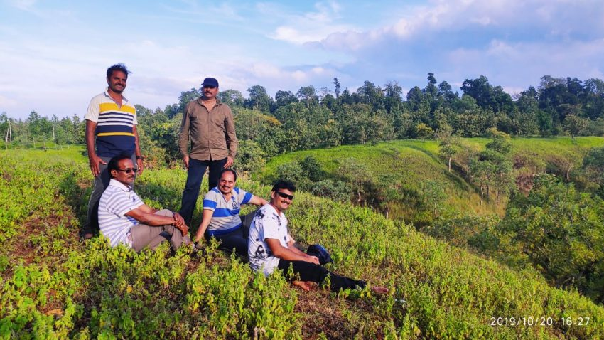 Unwind in the lap of nature