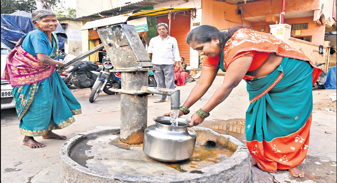 Hyderabad sees rise in groundwater levels