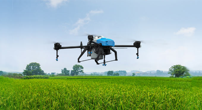 Marut-Dronetech-Agricopter