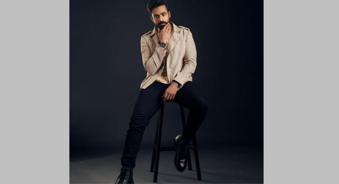 Mega actor Vaishnav Tej is excited for his second film