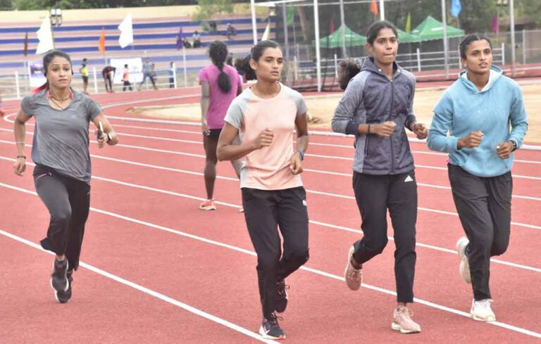 Over 500 athletes to take part in National Athletics in Warangal