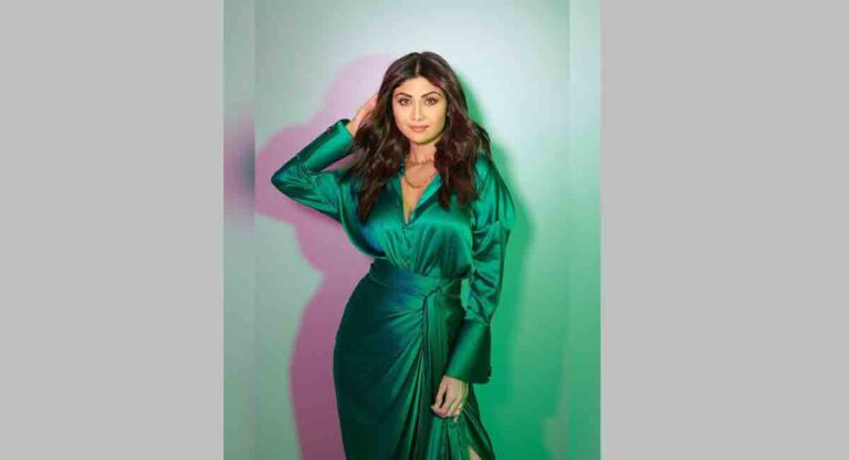 Shilpa Shetty highlights importance of 'recovering'