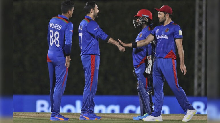 T20 World Cup: Afghanistan face Scotland challenge in opener