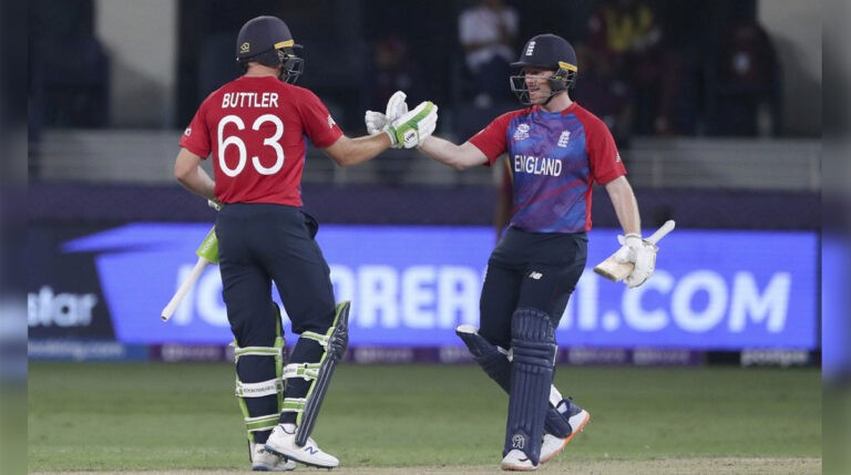 T20 World Cup: England start with six-wicket win over West Indies