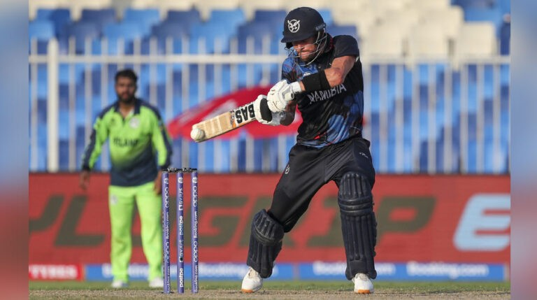 T20 World Cup: Namibia makes history, earn Super 12 spot