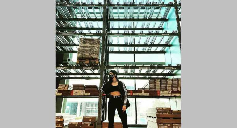 Shruti Haasan shops for new home with beau