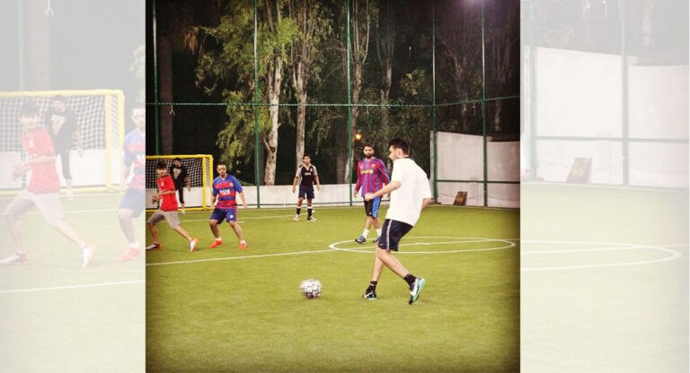 Some cool turfs to play for football fanatics of Hyderabad